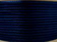 Picture of Rattail, rayon satin cord, 2 mm, celestial blue