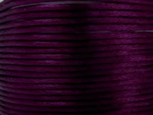 Picture of Rattail, rayon satin cord, 2 mm, plum purple