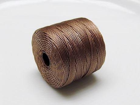 Image de Corde S-lon, taille 18, brun moyen