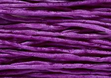 Picture of Silk cord, 2 mm, plum purple