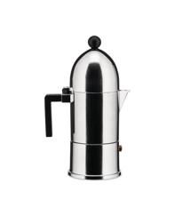 Picture of Alessi, La cupola, espresso coffee maker, 6 cups, Aldo Rossi, 1990