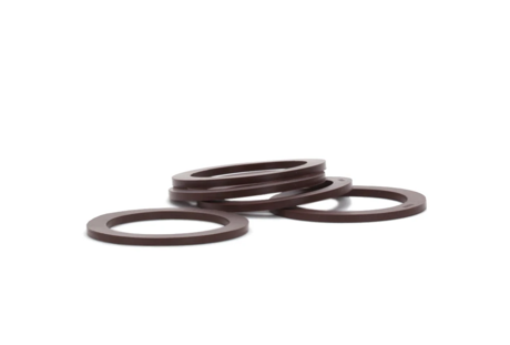 Picture of Alessi, rubber washer for espresso coffee maker 9095, 6 cups, 5 pieces