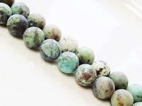 Picture for category Matte or frosted gemstone beads